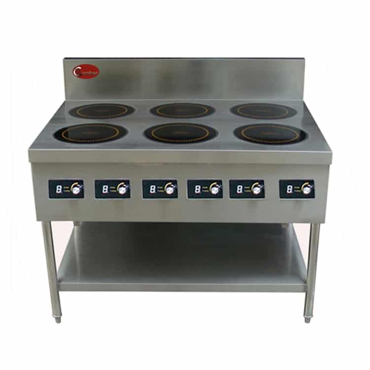induction commercial kitchen commercial induction cooktops