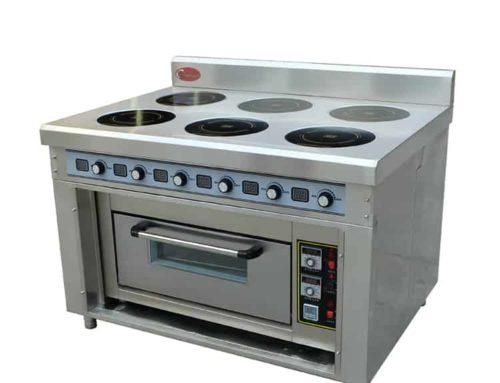 BZT-AZH6FO commercial induction range