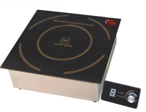 QRPT-A10B commercial induction stove