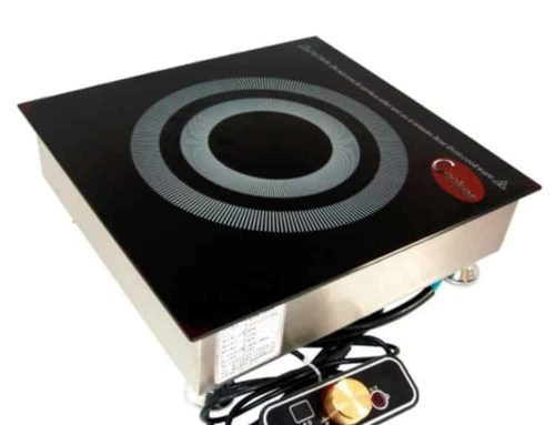 QRPT-A5B induction cooker for commercial