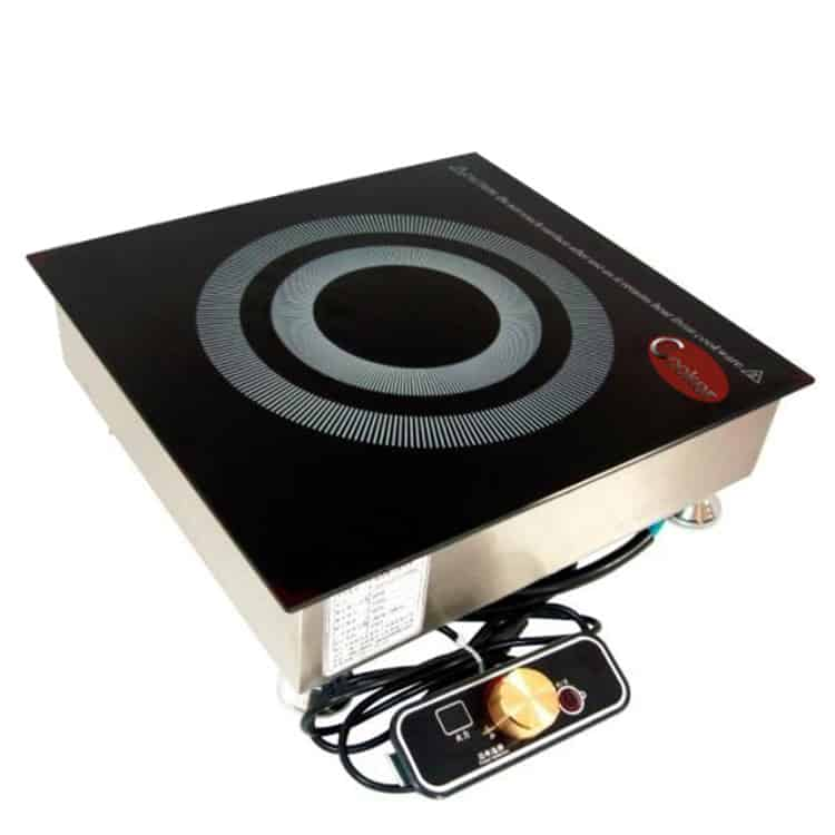 Kitchen Equipment Manufacturers Induction Cooker For