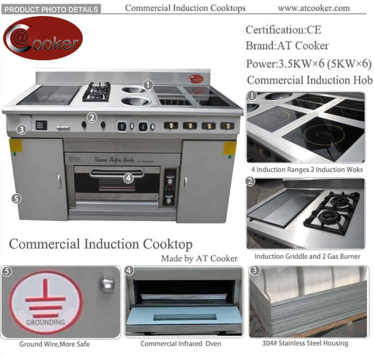 commercial induction cooking equipment induction cooktop commercial kitchen