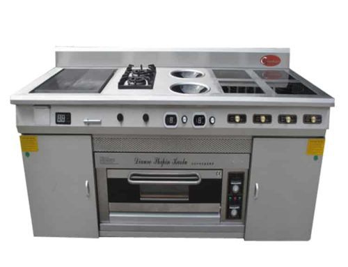BZT-AZH9FO induction cooking equipment