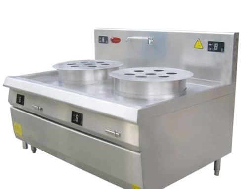 ZFGT-A B2 commercial bao steamer