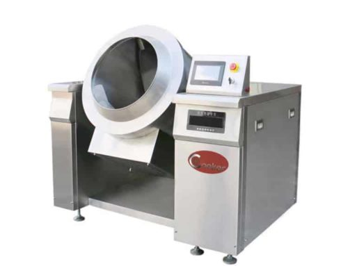 BZT-AZH XZ1 commercial nut roaster