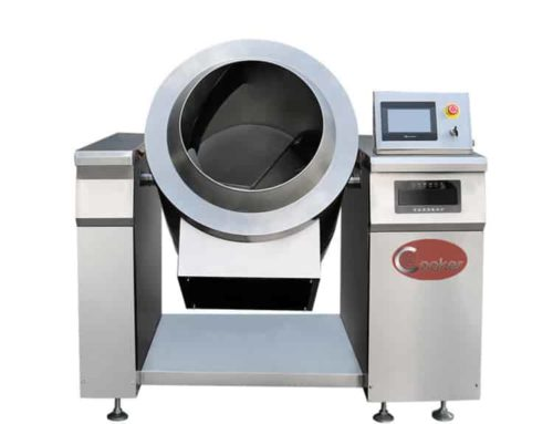 BZT-AZH XZ3 automatic cooking machine