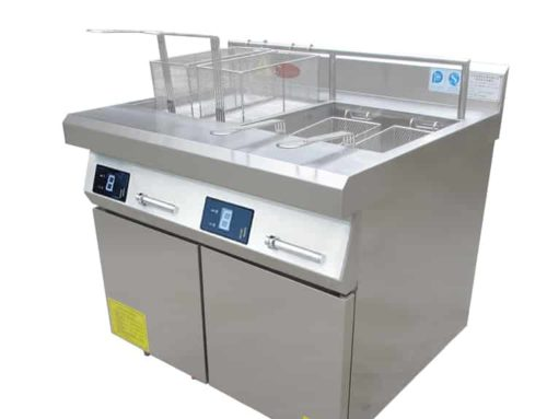 ZLT-A2S8 restaurant equipment fryer
