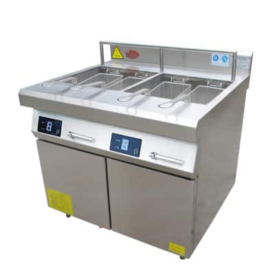 commercial double deep fryer double fryer commercial