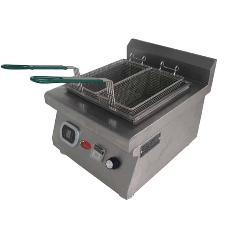 commercial countertop deep fryer commercial countertop fryer