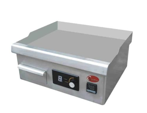 QRPLT-A5CB35 stainless steel induction griddle