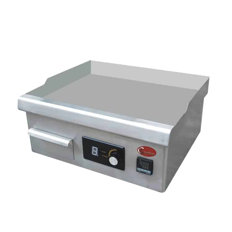 induction griddle countertop 3500W