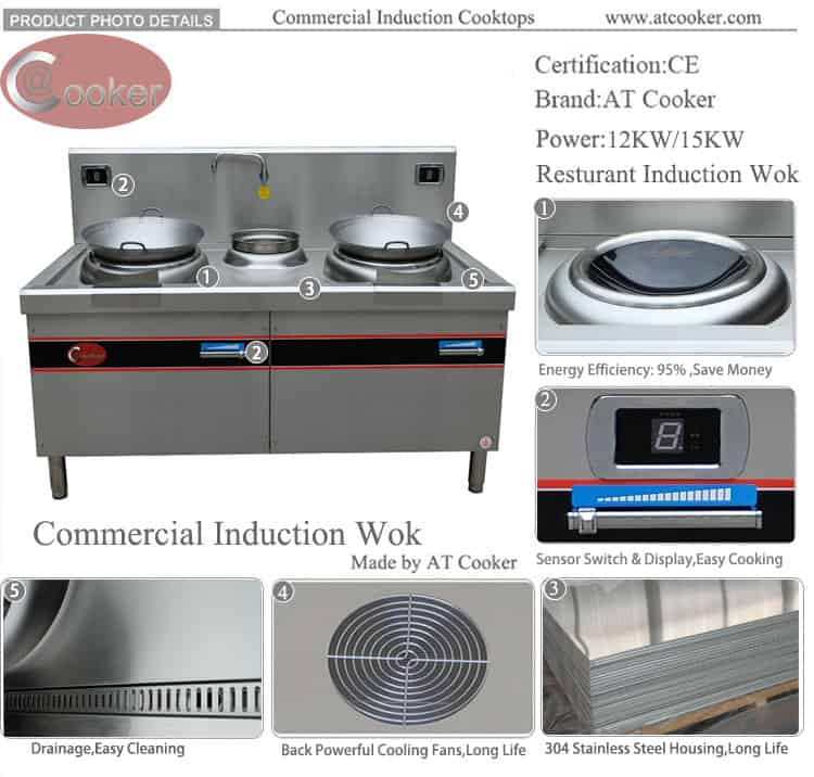 commercial wok range commercial double wok burner