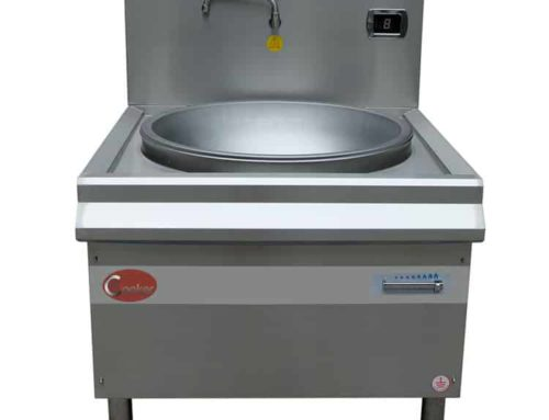DCT-AB S12 commercial single wok burner