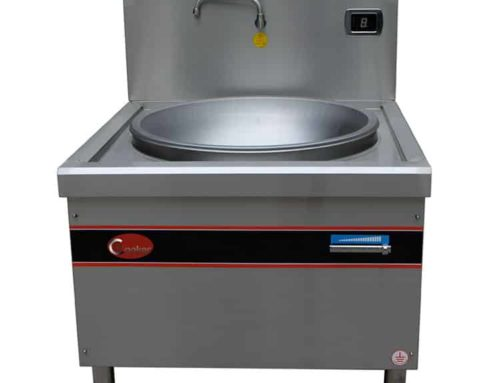 DCT-AB S22 induction wok range