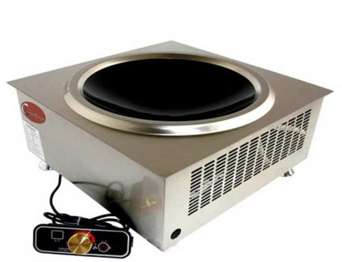 QRCT-AB5 commercial induction wok