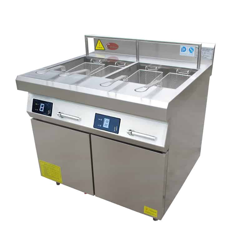 commercial grade fryer commercial induction fryer