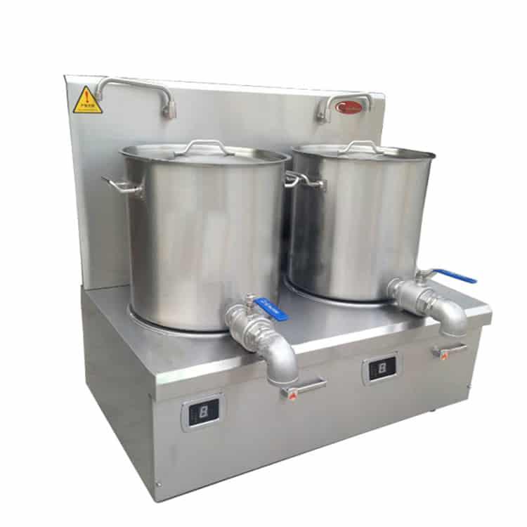 stock pot burner commercial electric stock pot range