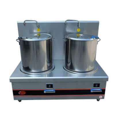 commercial stock pot range induction stock pot range