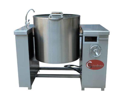 ATT-ABT T automatic tilting boiling pan