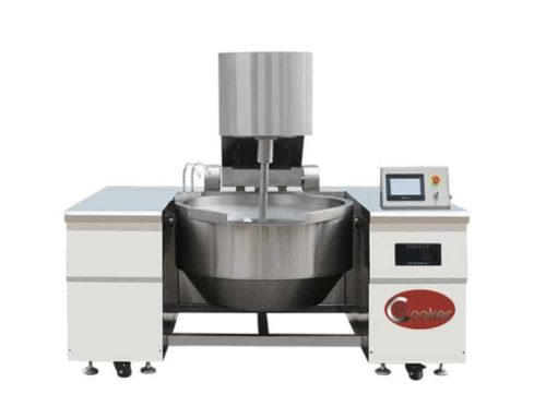 ATT-ABT PR2 automatic stir fry machine