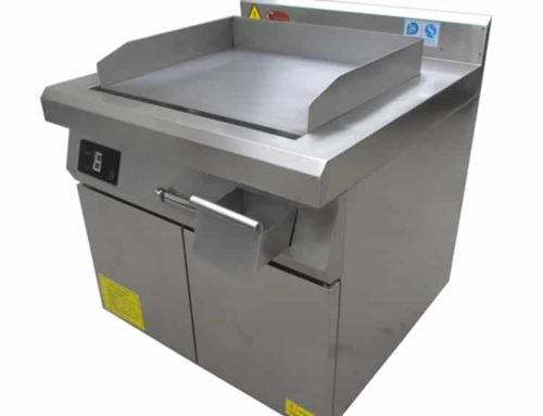 QRPLT-A5F8 commercial griddle 8KW
