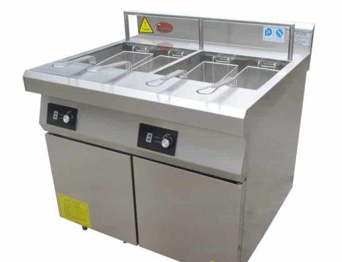 ZLT-A2S12 industrial deep fryer