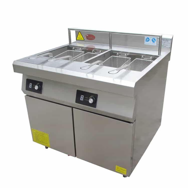 commercial deep fryer machine