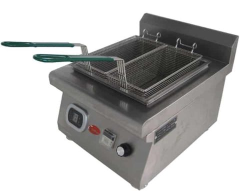 ZLT-AC5C commercial countertop deep fryer