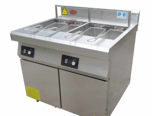 ZLT-A2S12 large commercial deep fryer