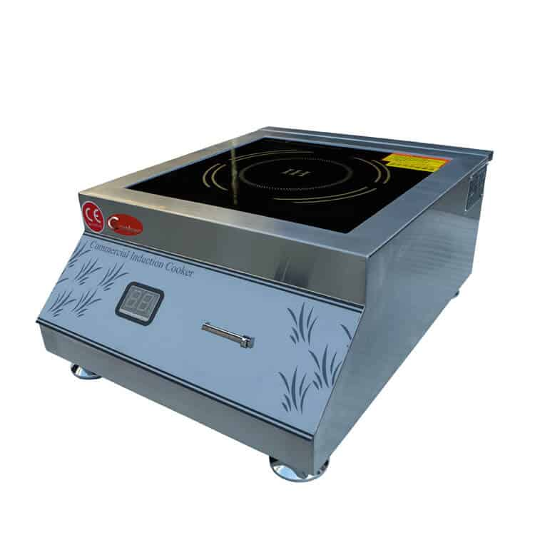 commercial induction cooktop